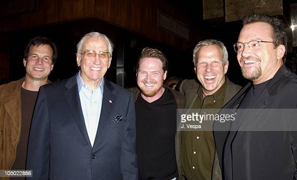 Bill Paxton Ed McMahon Donal Logue Steve Tisch and Tom Arnold