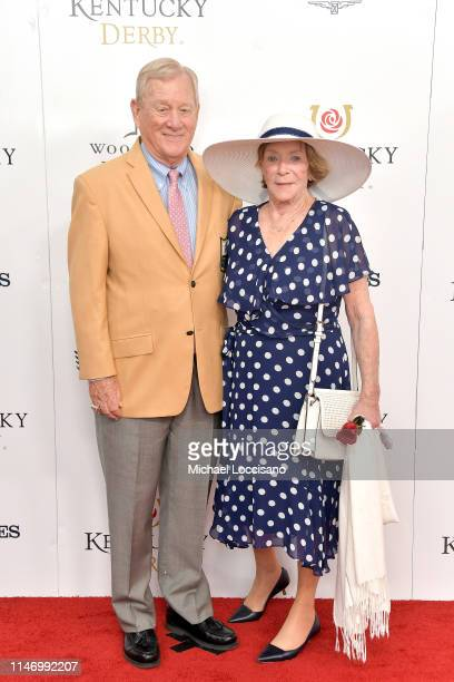 Bill Polian attends the 145th Kentucky Derby at Churchill Downs on May 04 2019 in Louisville Kentucky