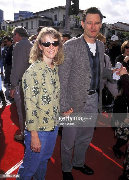 Bill Pullman and Tamara Hurwitz during Anastasia Premiere at Mann Village Theatre in Westwood California United States