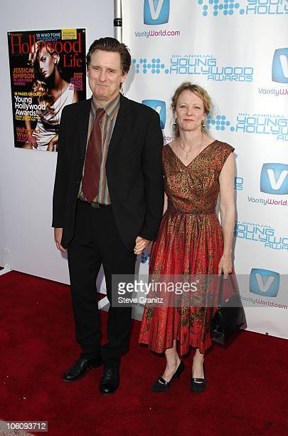 Bill Pullman and Tamara Hurwitz during Movieline's Hollywood Life 8th Annual Young Hollywood Awards Arrivals at Music Box at The Fonda in Los Angeles...