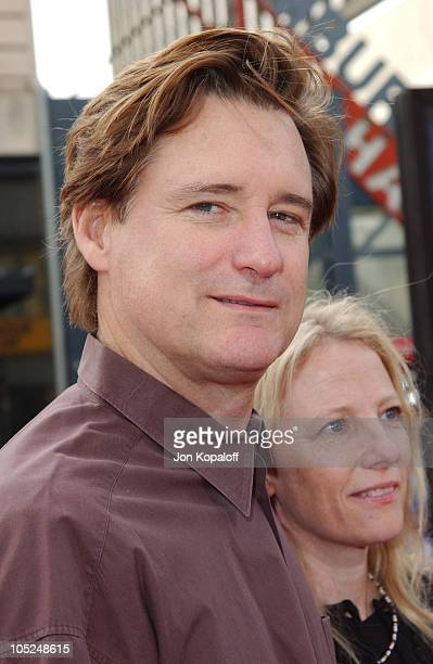 Bill Pullman and wife Tamara Hurwitz during Peter Pan Los Angeles Premiere at Grauman's Chinese Theater in Hollywood California United States