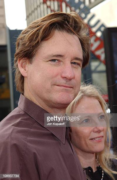 Bill Pullman and wife Tamara Hurwitz during 'Peter Pan' Los Angeles Premiere at Grauman's Chinese Theater in Hollywood California United States