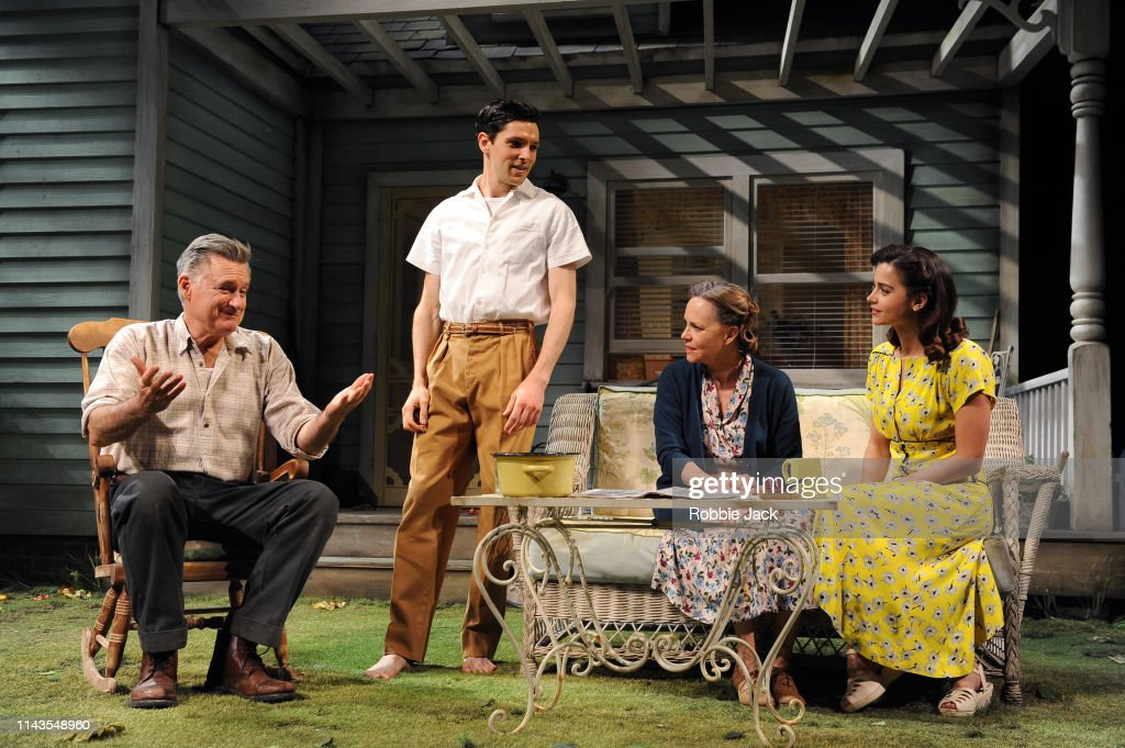 GBR: Arthur Miller's All My Sons At The Old Vic