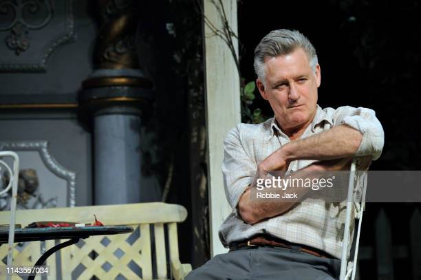 Bill Pullman as Joe Keller in Arthur Miller's All My Sons directed by Jeremy Herrin at The Old Vic Theatre on April 18 2019 in London England