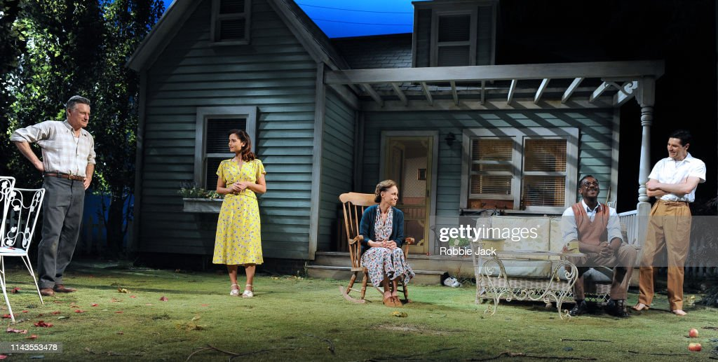 Arthur Miller's All My Sons At The Old Vic : News Photo
