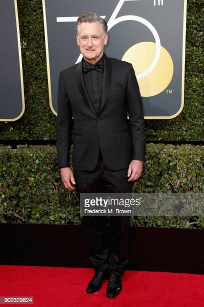 Bill Pullman attends The 75th Annual Golden Globe Awards at The Beverly Hilton Hotel on January 7 2018 in Beverly Hills California