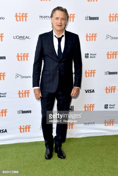 Bill Pullman attends the Battle of the Sexes premiere during the 2017 Toronto International Film Festival at Ryerson Theatre on September 10 2017 in...