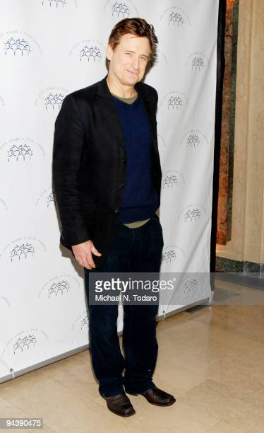 Bill Pullman attends the New York Stage and Film's annual gala at The Plaza Hotel on December 13 2009 in New York City