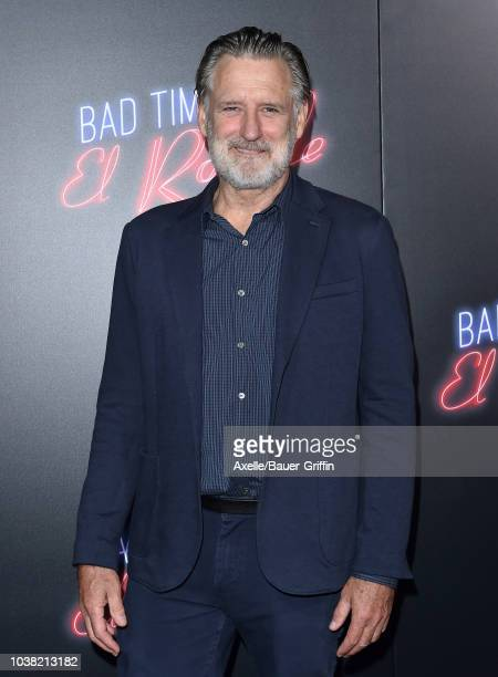 Bill Pullman attends the premiere of 20th Century FOX's 'Bad Times at the El Royale' at TCL Chinese Theatre on September 22 2018 in Hollywood...