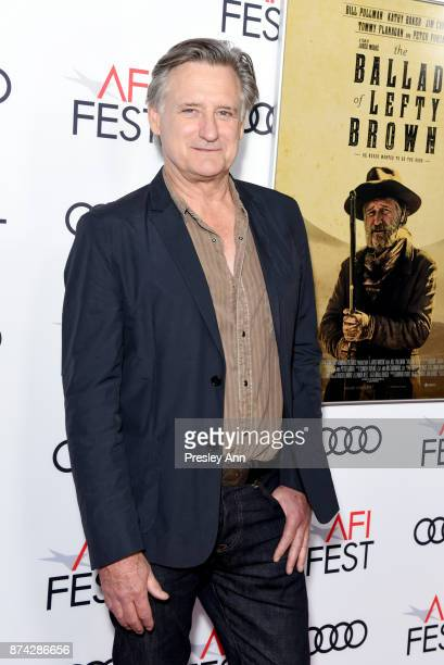 Bill Pullman attends the screening of 'Ballad Of Lefty Brown' at AFI FEST 2017 Presented By Audi at the Egyptian Theatre on November 14 2017 in...