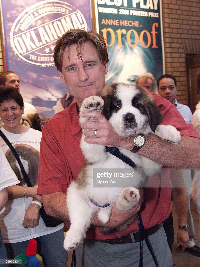 "Stars at  ""Broadway Barks - 4""  Pet Adoption Event"