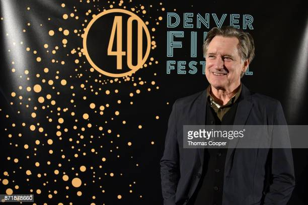 Bill Pullman walks the red carpet for the screening of the western 'The Ballad of Lefty Brown' during the 40th Denver Film Festival presented by the...