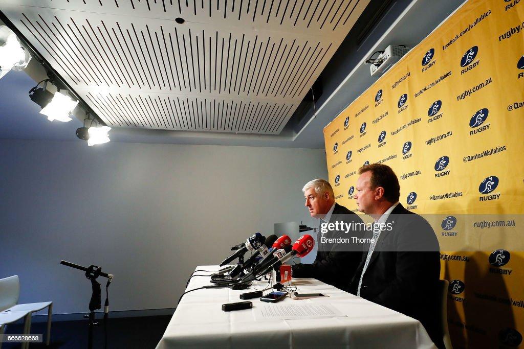 ARU Press Conference : News Photo