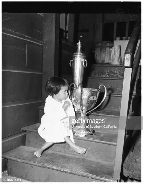 Bill Robertson 21 August 1951 Bill RobertsonMrs Robert McNeilMrs Victor Montgomery JuniorJim ReadJoe BlatchfordPenny WinklerJane Lamport CowlesMel...