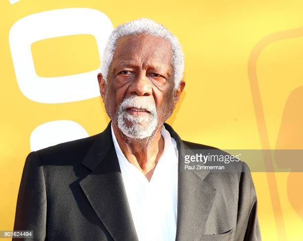 Bill Russell attends the 2017 NBA Awards at Basketball City Pier 36 South Street on June 26 2017 in New York City