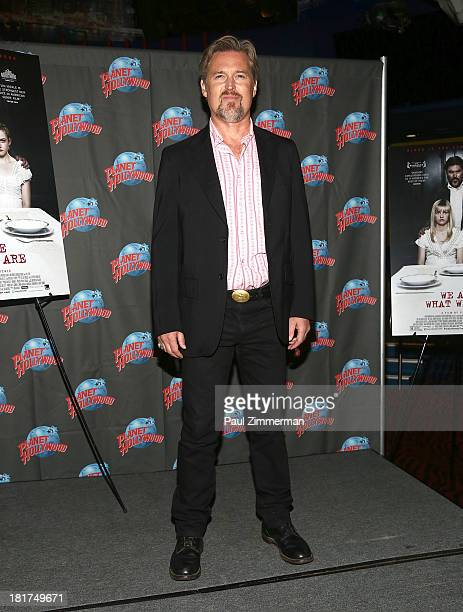 Bill Sage attends We Are What We Are at Planet Hollywood Times Square on September 24 2013 in New York City