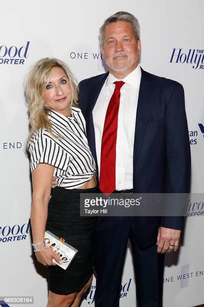 Bill Shine attends The Hollywood Reporter 35 Most Powerful People In Media 2017 at The Pool on April 13 2017 in New York City