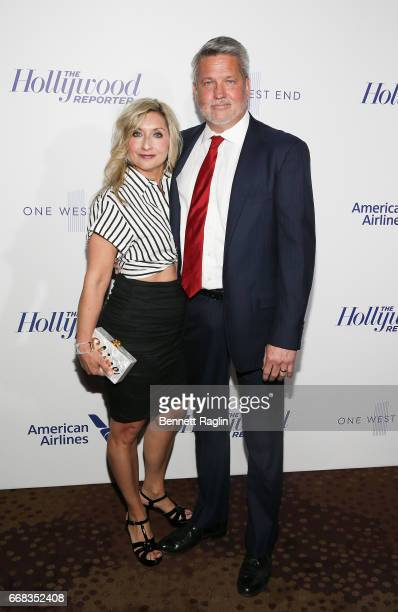 Bill Shine attends The Hollywood Reporter's 35 Most Powerful People In Media 2017 at The Pool on April 13 2017 in New York City