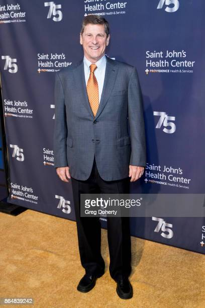 Bill Simon attends the Saint John's Health Center Foundation's 75th Anniversary Gala Celebration at 3LABS on October 21 2017 in Culver City California