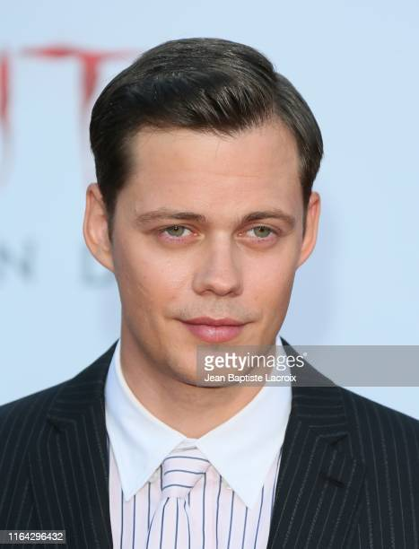 Bill Skarsgard attends the Premiere of Warner Bros Pictures' It Chapter Two at Regency Village Theatre on August 26 2019 in Westwood California