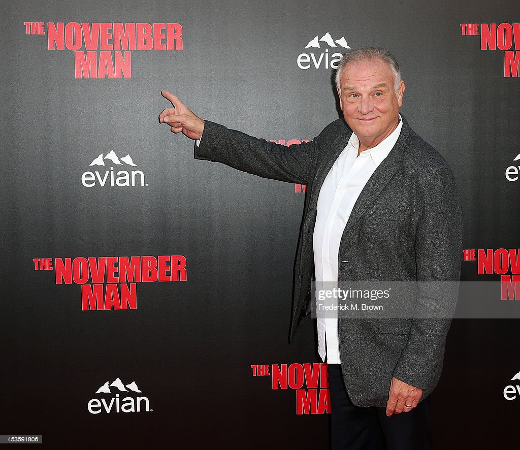 "Premiere Of Relativity Media's ""The November Man"" - Arrivals"