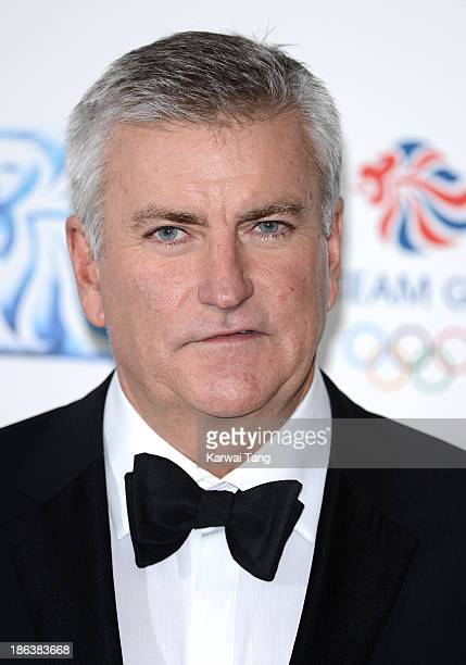 Bill Sweeney attends the British Olympic Ball at The Dorchester on October 30 2013 in London England