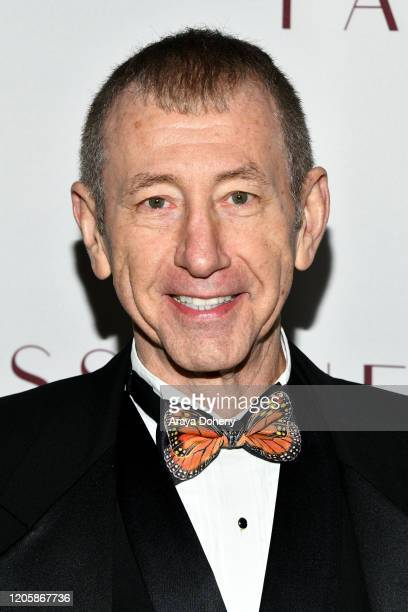 Bill Thorpe attends Passionflix's The Will Los Angeles Premiere on February 12 2020 in Culver City California