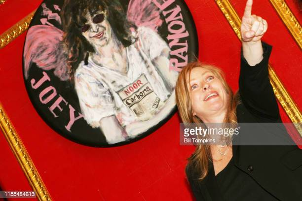 MANDATORY CREDIT Bill Tompkins/Getty Images Bebe Buell at the Joey Ramone Birthday Bash to raise money for the Joey Ramone Foundation for Lymphoma...