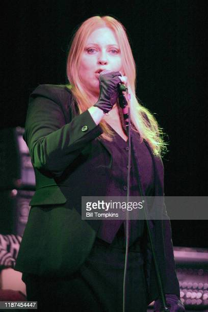 MANDATORY CREDIT Bill Tompkins/Getty Images Bebe Buell performing during the Joey Ramone Birthday Bash at Irving Plaza on May 19 2009 in New York City