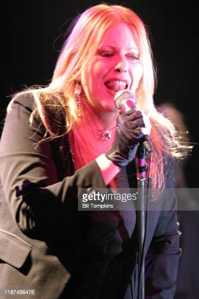 May 19: MANDATORY CREDIT Bill Tompkins/Getty Images Bebe Buell performing during the Joey Ramone Birthday Bash at Irving Plaza on May 19, 2009 in New...
