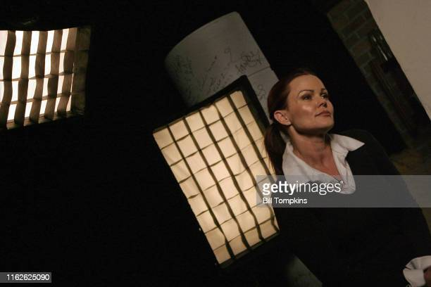 MANDATORY CREDIT Bill Tompkins/Getty Images Belinda Carlisle of the Go Go's photographed February 1 2007 in New York City