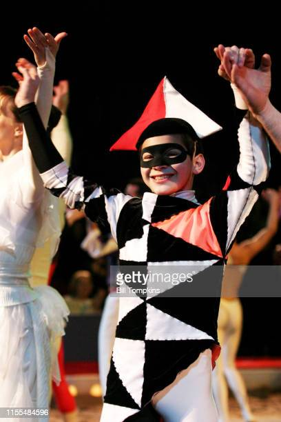 MANDATORY CREDIT Bill Tompkins/Getty Images CHRISTIAN ATAYDE STOINEV nThe son of Big Apple Circus Associate Performance Director Ivan Stoinev and...