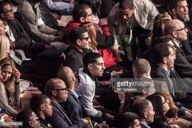 Bill Tompkins/Getty Images Danny Garcia Welterweight fighter on December 5, 2015 in Brooklyn.