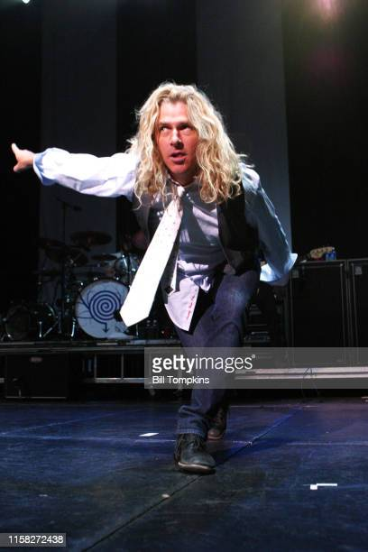 Bill Tompkins/Getty Images Ed Rolland of Collective Soul performs on October 2008 in New York City