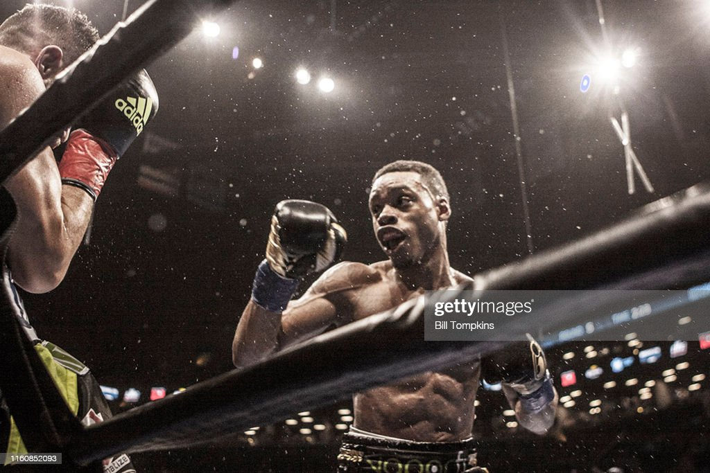 Errol Spence Jr Archive : News Photo