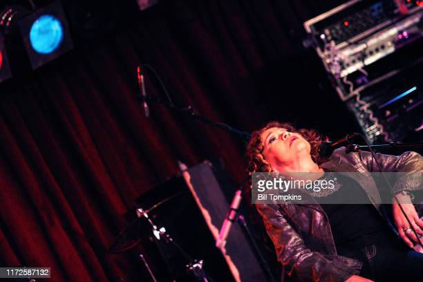 Bill Tompkins/Getty Images Etta James performing at club BB KINGS in New York City on May 11 2009 in New York City