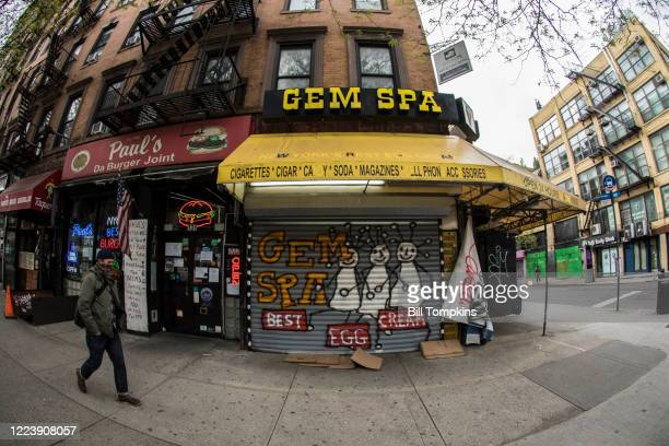 MANDATORY CREDIT Bill Tompkins/Getty Images GEM SPA Candy store closes After months of struggles and rounds of social media campaigns legendary East...