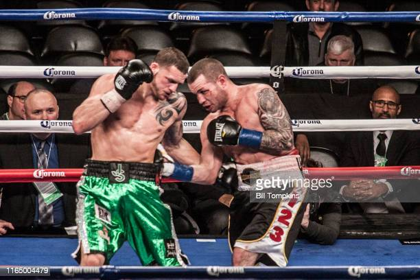 Bill Tompkins/Getty Images Joe Smith Jr defeats Will Rosinsky by Unanimous Decision in their Light Heavyweight bout on December 5, 2015 in Brooklyn.