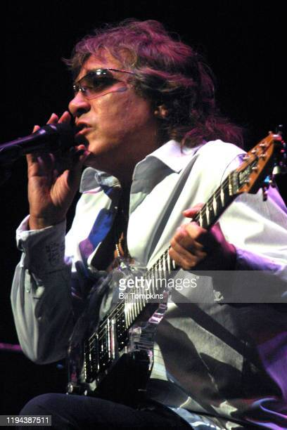 MANDATORY CREDIT Bill Tompkins/Getty Images Jose Feliciano performing at the Lehman Center for the Performing ArtsnBronx New York on April 22 2006 in...