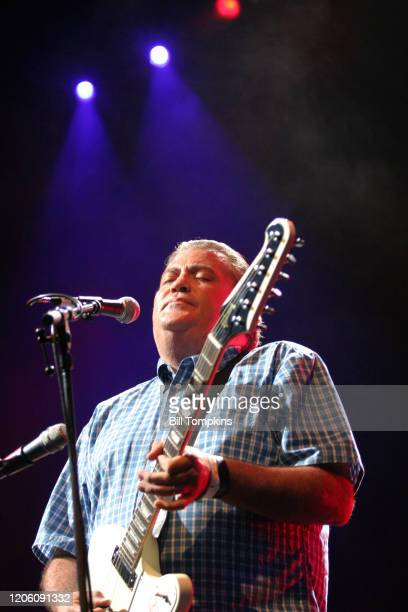 MANDATORY CREDIT Bill Tompkins/Getty Images Los Lobos performs at Prospect Park on June 16 2004 in Brooklyn