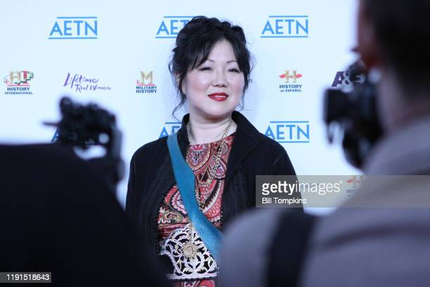 Bill Tompkins/Getty Images Margaret Cho on the red carpet on May 5, 2010 in New York City.