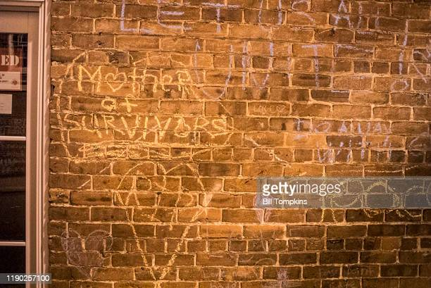 August 18: MANDATORY CREDIT Bill Tompkins/Getty Images Memorial for Heather Heyer who was killed. On August 12 a car was deliberately driven into a...