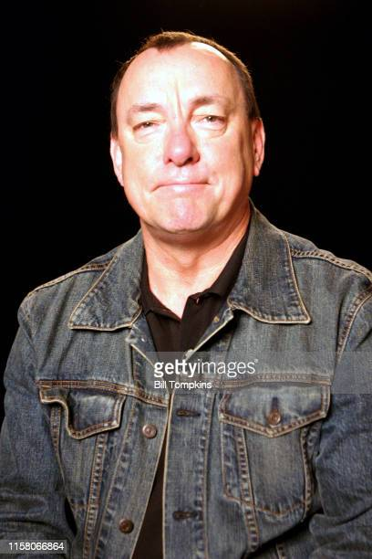 MANDATORY CREDIT Bill Tompkins/Getty Images Neil Peart of RUSH on November 12 2006 in New York City
