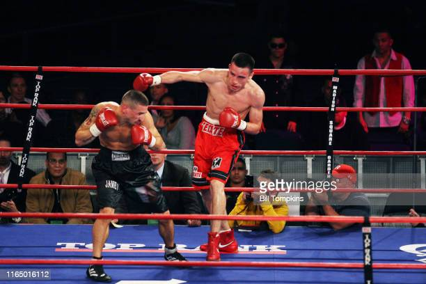 October 10: MANDATORY CREDIT Bill Tompkins/Getty Images Omar Chavez defeats James Ventry by Unanimous Decision during their Welterweight bout on...