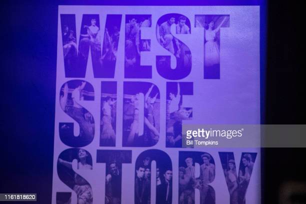 MANDATORY CREDIT Bill Tompkins/Getty Images Surviving members of the original cast of the Broadway production of West Side Story reunite for the 60th...