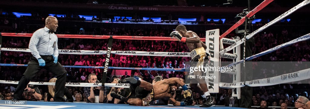 Bill Tompkins Terence Crawford Archive : News Photo