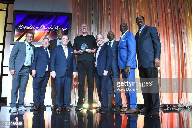 Bill Walton attends the 18th Annual Harold and Carole Pump Foundation Gala at The Beverly Hilton Hotel on August 10 2018 in Beverly Hills California