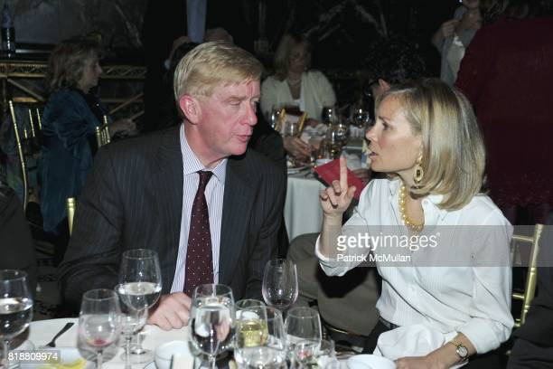 Bill Weld and attend PARIS REVIEW BOARD OF DIRECTORS REVEL 2010 at Cipriani on April 13 2010 in New York City