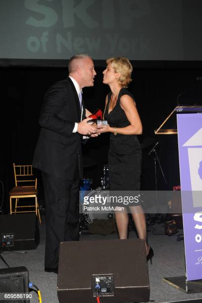 Bill White and Deirdre Imus attend The 25th Anniversary of SKIP at Gotham Hall on October 28 2009 in New York City