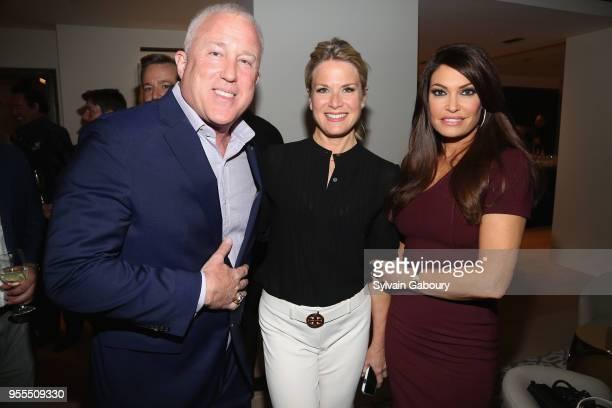 Bill White Martha MacCallum and Kimberly Guilfoyle attend Ambassador Grenell Goodbye Bash on May 6 2018 in New York City